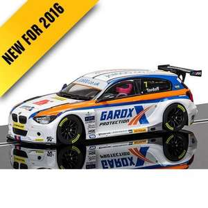 SCALEXTRIC Slot Car C3735 BTCC BMW 125 Series 1 £25.99 - Jadlam Toys & Models - Buy Toys & Models Online