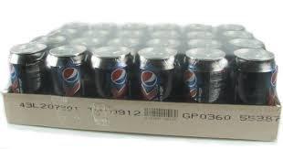 Pepsi / Pepsi Max 24 x 330ml  £5.00 @ Iceland