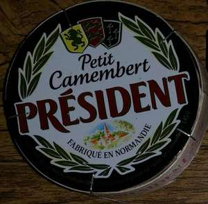President Petit Camembert 145g (Ideal For Making Up Your Xmas Cheeseboard)! In Store @ Poundland £1