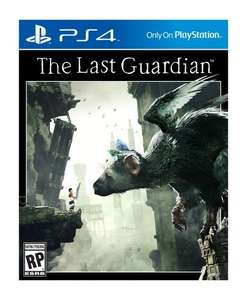 The Last Guardian £24.85 @ ShopTo