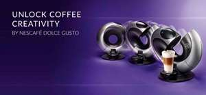 Dolce Gusto's Eclipse £99 at Tesco in store