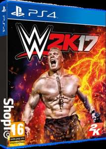 WWE 2K17 Inc Goldberg DLC (PS4/XO) £29.86 Delivered @ Shopto