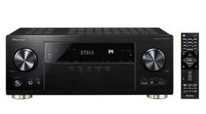 Pioneer VSX-1131 4K, 7.2 channel, Dolby Atmos, DTS-X, AV Receiver (Black) @ Richer Sounds