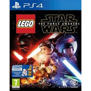 Lego Star Wars Force Awakens PS4 @TheGameCollection