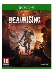 Dead Rising 4 Xbox One £23.00