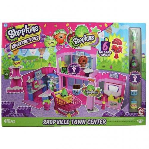 Shopkins Shopville town centre - Morrisons in store £15