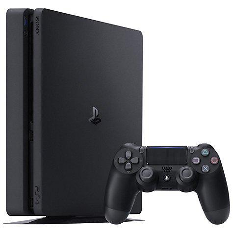 PS4 Slim 500GB & Select a Game £195.95 @ John Lewis (2 Year Guarantee)