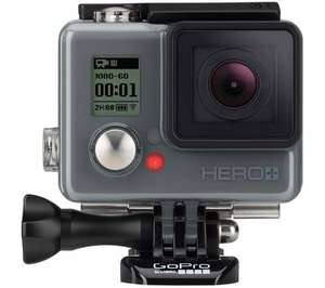 GOPRO HERO+ LCD Action Camcorder - Grey £99.99 @ Currys