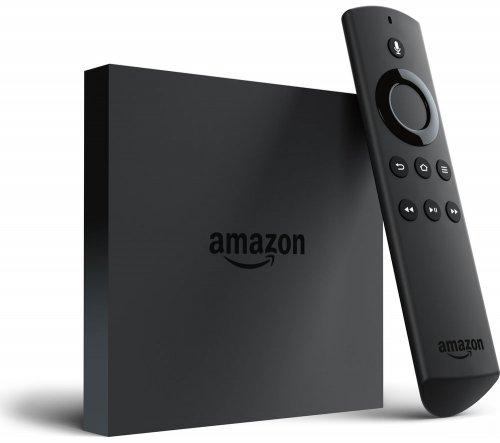 AMAZON Fire TV 4K Smart Box - 8 GB Was £79.99 Now £64.99 @ Currys
