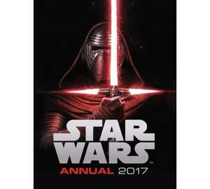 Star Wars 2017 annual £1 at Argos, free fast track collection,
