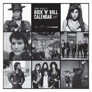 Terry O Neill Rock n Roll calendar@ The Works only £1.50 (click and collect) plus 13.2% Quidco = £1.30