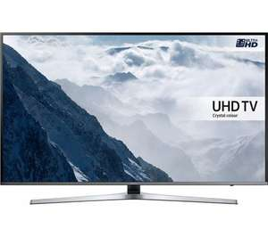 "SAMSUNG UE55KU6470 Smart 4k Ultra HD HDR 55"" LED TV at Currys for £699"