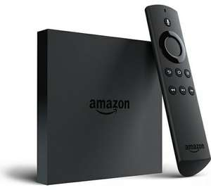 Amazon Fire TV with 4K Ultra HD £64.95 ARGOS (FREE C&C IMMEDIATELY)
