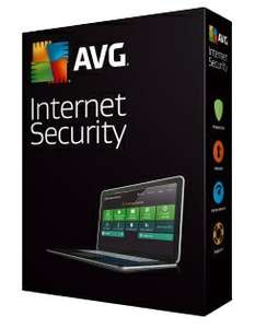 Free AVG internet security (antivirus) license for 1 year..