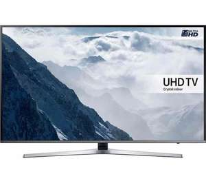 "SAMSUNG UE40KU6470 Smart 4k Ultra HD HDR 40"" LED TV £449 @ CURRYS"