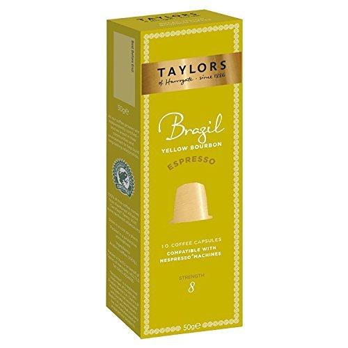 Taylors of Harrogate nespresso coffee capsules £1 @ Poundworld