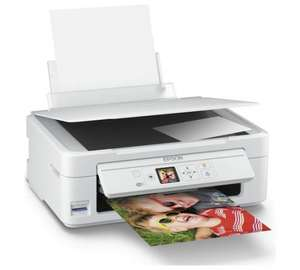 Epson Expression Home XP-335, Wireless All-in-One Inkjet Colour Printer (White) was £59 now £29 @ Tesco direct (Free C&C)