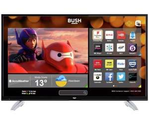 49 Inch 4K Ultra HD FreeviewHD LED Smart Wi-Fi TV- Bush LED49292UHDFVP manufacturer refurbished with 12 months Argos Guarantee- £299 delivered @ Ebay/argos