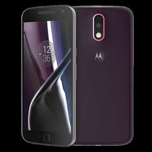 "Motorola Moto G4 Plus - 5.5"" 32GB/2GB, DUAL SIM, Micro SD slot, Fingerprint - £189 with codes stacked @ Motorola"