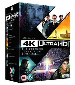4K Ultra HD - The Premiere Collection [Blu-ray] [2016] Plus £1 Amazon Video Credit £39.99 @ Amazon