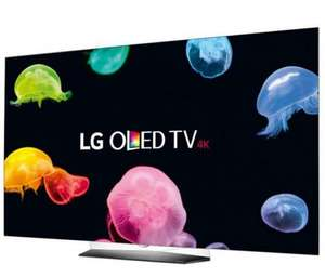 "LG OLED B6 55"" TV OLED55B6V with 12mth SkyQ and 6yr warranty £1799 - Richer Sounds"