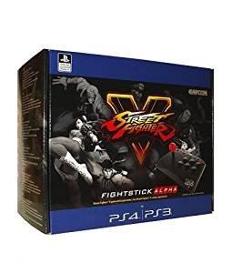 Mad Catz SFV FightStick Alpha PS4/PS3 £45.09 @ Amazon