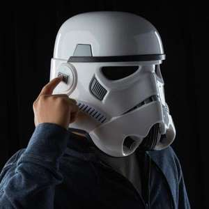 Star Wars The Black Series Imperial Stormtrooper Electronic Voice Changer Helmet £79.99 @ Amazon