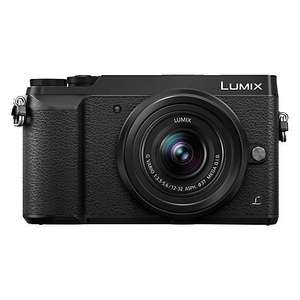 Panasonic LUMIX DMC-GX80 Mirrorless camera with 12-32mm lens for £549 /  £349.99 after cashback @ John Lewis