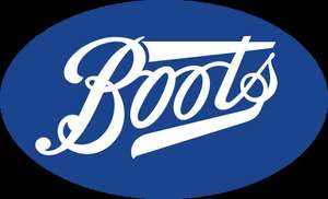 Boots half price sale now live!
