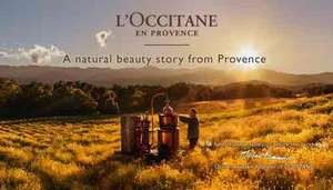 L'Occitaine Winter Sale - up to 50% off
