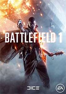 Battlefield 1 PC £22.49/Deluxe £29.24/Ultimate £62.98 @ Origin