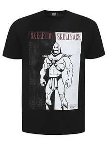 He-Man Skeletor tshirt £4 @asda