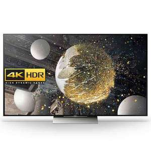 "Sony Bravia 55XD9305 LED Premium HDR 4K Ultra HD 3D Android TV, 55"" With Youview/Freeview HD, Playstation Now & Floating Style Design £1299 @ John Lewis"