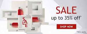 Molton Brown sales up to 35% off.