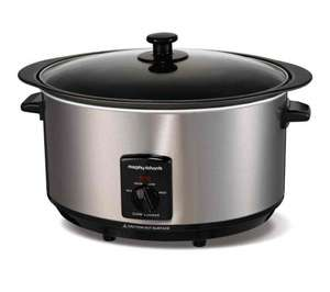 Morphy Richards Sear n Stew 6.5l Slow Cooker