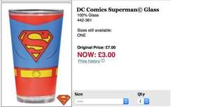 DC Comics Superman Cup £3 @ Next