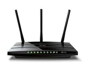 TP-LINK Archer C7 Wireless 1.75Gbps Dual Band Gigabit Router for Cable and Fibre Optic Connections, AC1750 £49.95 @ John Lewis