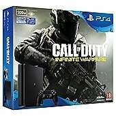 ps4 500GB + COD infinite warfare + fifa 17 £219.99 at Tesco Direct