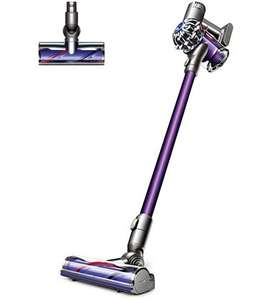 DYSON V6 Animal Cordless Vacuum Cleaner (Purple) £199 (2 years guarantee) @ Currys / John Lewis / Dyson / Ao eBay