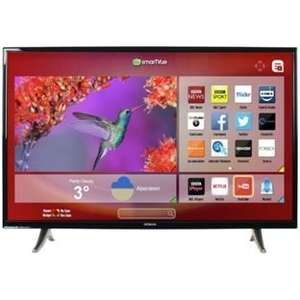 NEW Hitachi 48 Inch Ultra HD 4K Smart LED TV - Argos Ebay Store for £299