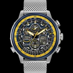 Citizen Blue Angels Navihawk Aviator Watch JY8031-56L @ watcho.co.uk - £439.00