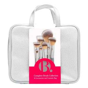 B. Collection complete make up brush set RRP £70.00 - £9.99 @ Superdrug