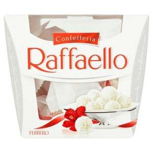 Raffaello Confetteria by Ferrero 15 Pieces 150g £1.99 @ Superdrug