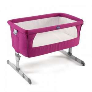 Chicco Next 2 Me Side Sleeping Crib - Fuschia £109.99 @ Boots