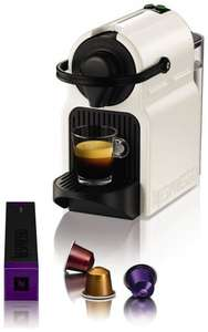 NEW - Nespresso Inissia Coffee Machine by Krups £53.94 delivered @ Argos Ebay
