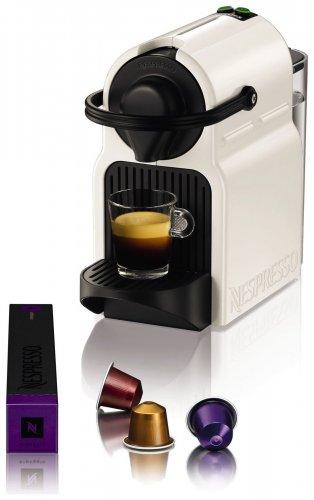 Krups XN100140 Nespresso Inissia Coffee Capsule Machine - White £49.99 @ Amazon