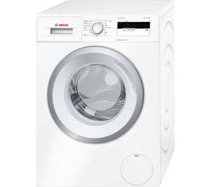 BOSCH Serie 4 WAN28080GB Washing Machine - White down from £499.99 to £349.99 @ Currys