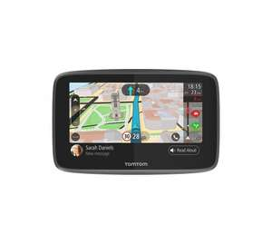TomTom GO 6200 6 Inch World Lifetime Maps & Traffic Updates £49.99 @ Argos