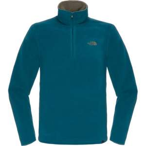 The North Face Men's 100 Glacier 1/4 Zip Size S £16  at Snow and Rock - Free c&c