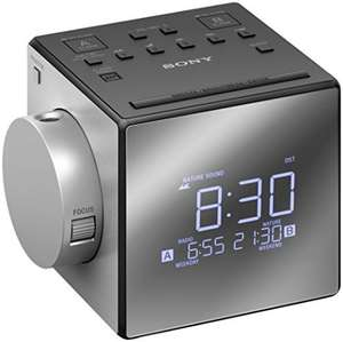 Sony ICF-C1PJ Clock Radio with Time Projector was £49.99 now £29.99 @ Argos (10% Quidco) / Amazon Prime